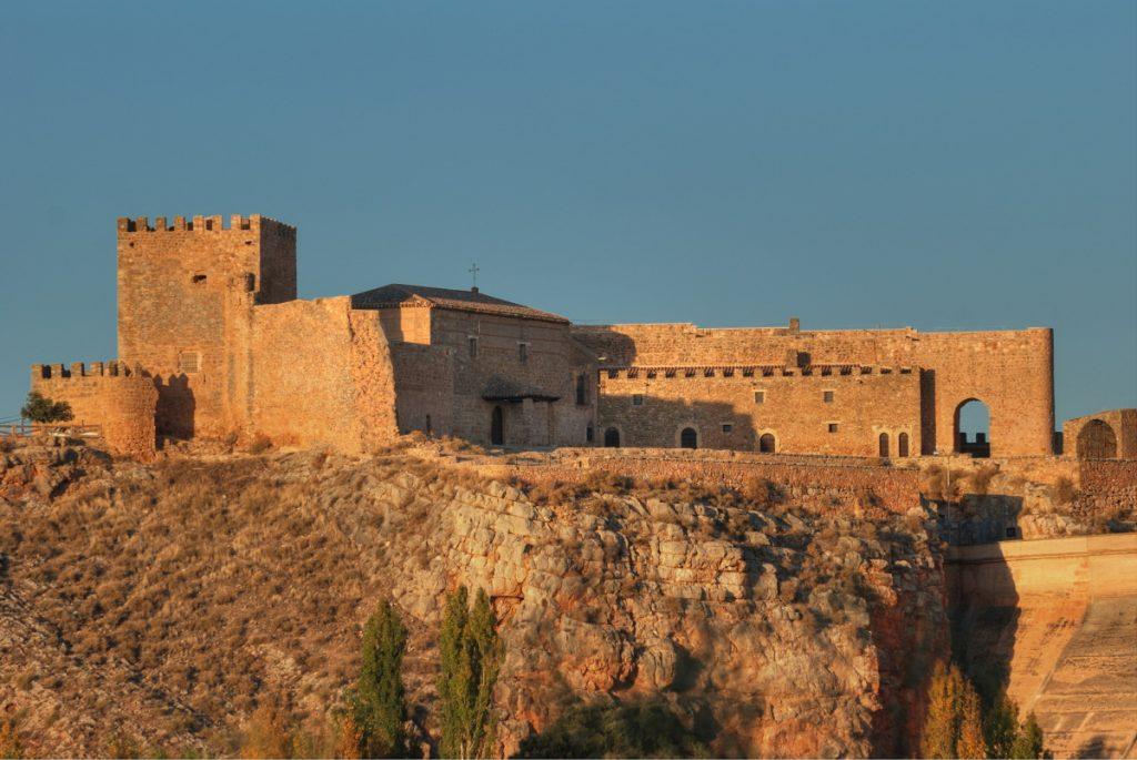 Resultado de imagen de Castillo de Peñarroya